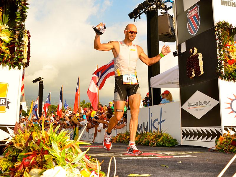 Ernährung im Triathlon - ein Interview mit Michael von eat-clean.de