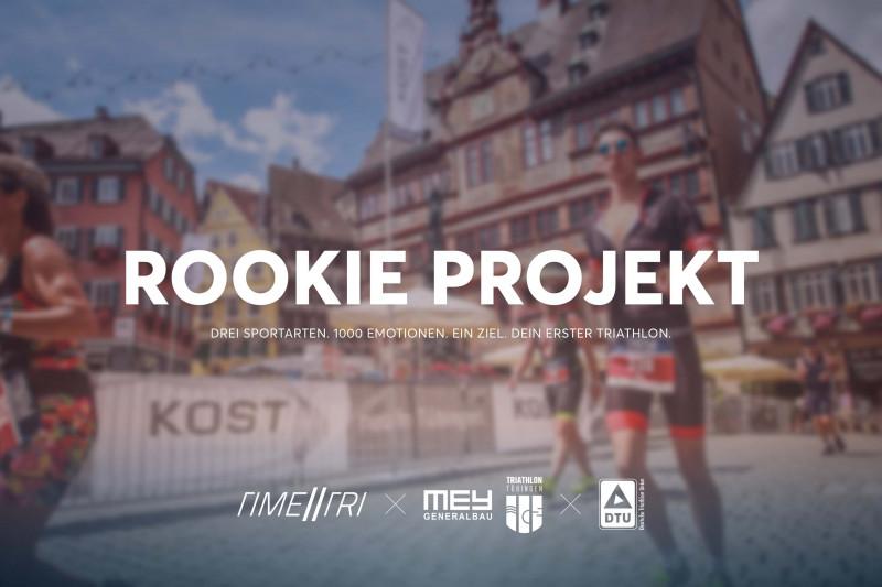 Das Rookie Projekt geht in die dritte Runde