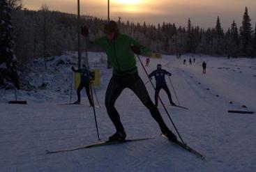 Skilanglaufspecial: Techniktraining: klassisch vs. Skating