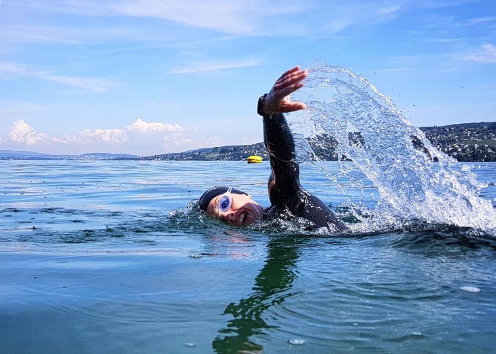 Wieso schwimmst du im Rennen anders als bei den Sprints im Becken?