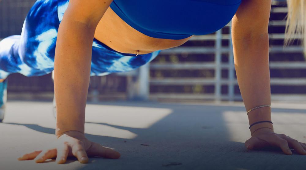 Athletik ist Trumpf: der Stabi-Sonntag mit Blueline Performance