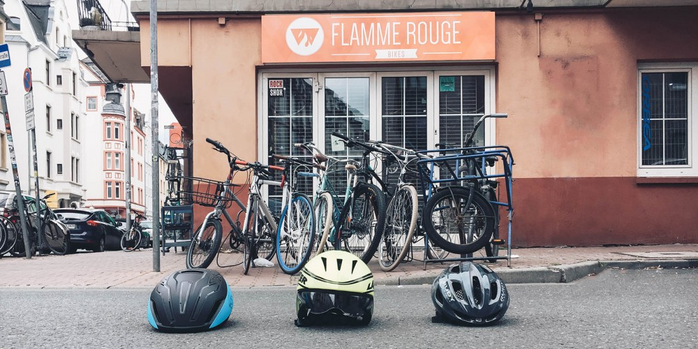 Looks aero, saves your life! – Helme im Triathlon