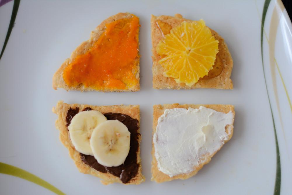 TIME2TRI Rezept-Tipp: Haferflocken-Pfannkuchen