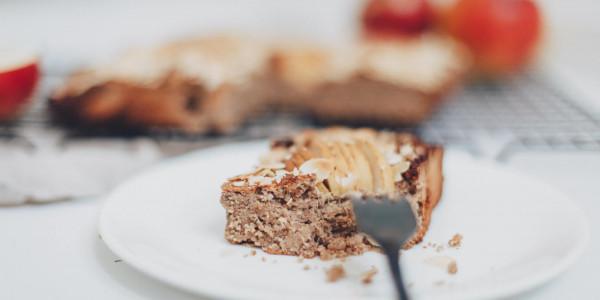 Apfelkuchen: Gesund und einfach