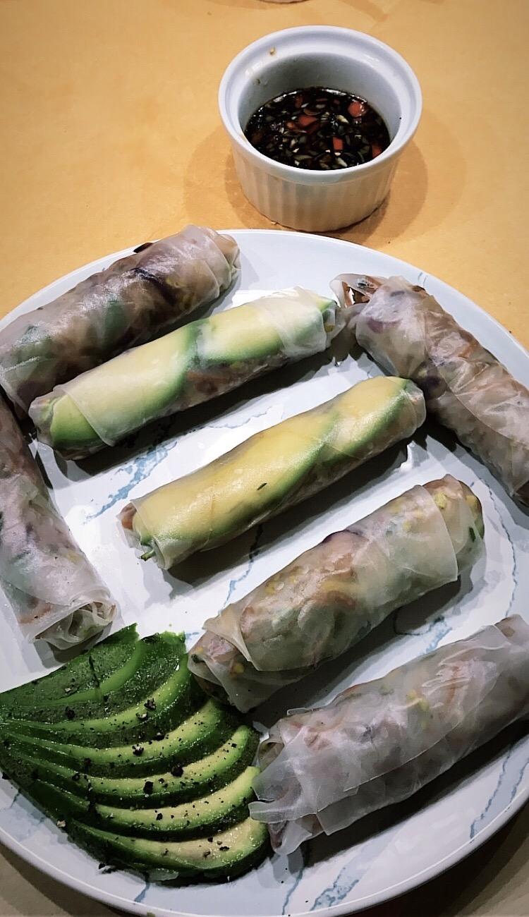 """Mit Immun-Tee und vietnamesischen ,,spring rolls"""" den Bakterien und Viren den Kampf ansagen"""