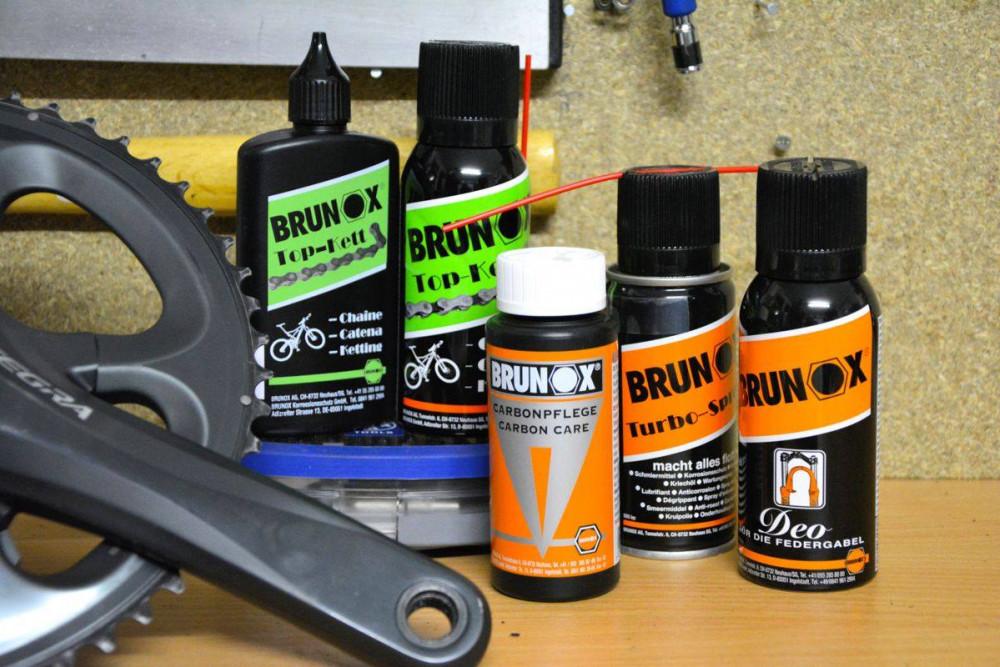 Produkttest: Brunox fürs Rad