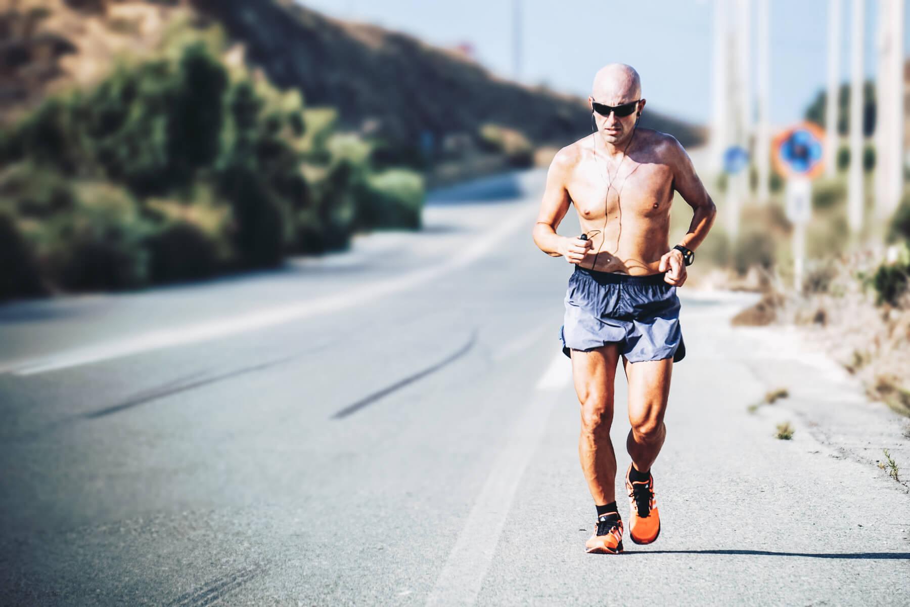 Lubos Kona-Sprechstunde: Das Laufen und die Laufstrecke