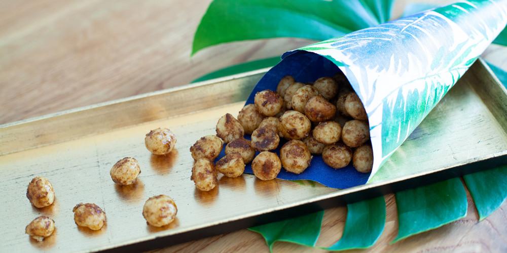 KONA-Special: Macadamias mit Chili und Curry