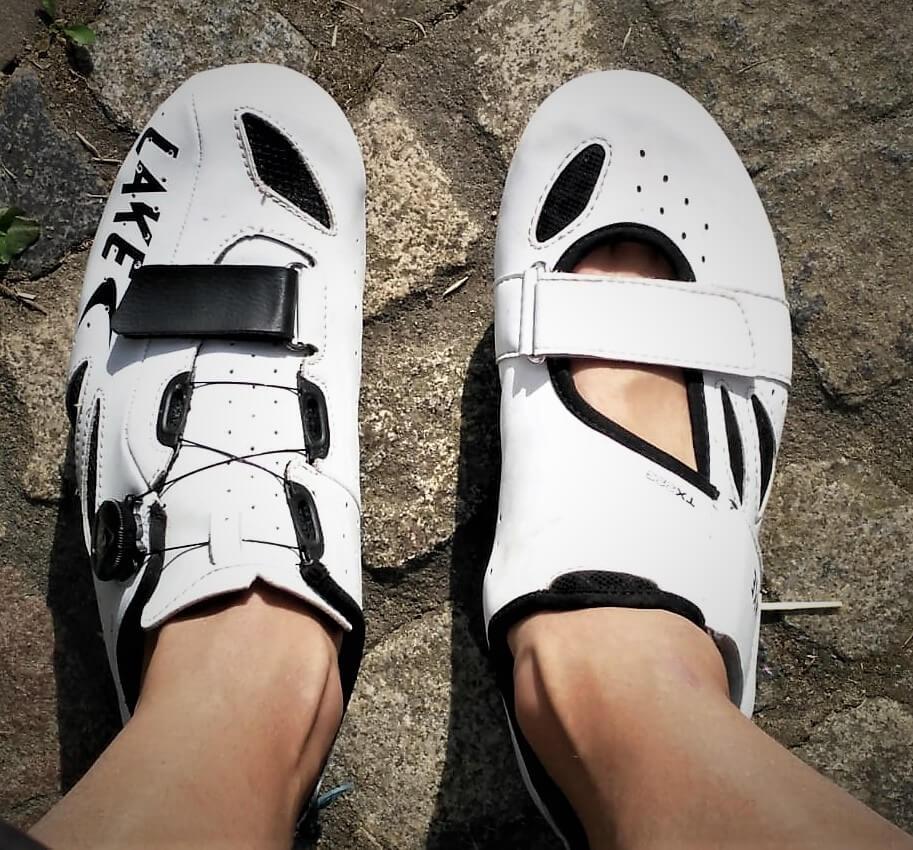 #Triday - Das richtige Schuhwerk beim Radfahren