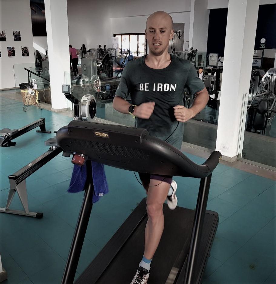 #Triday: Trainieren auf dem Laufband