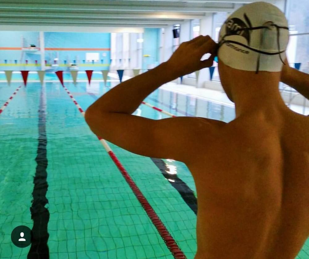 #Triday: Saisonstart im Schwimmen