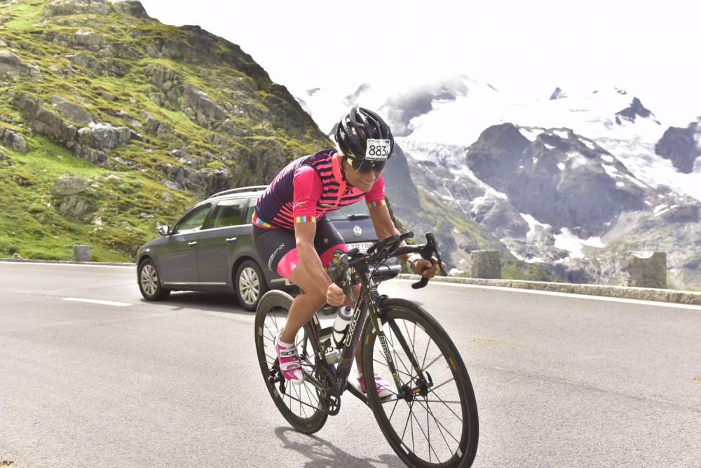 Vom Allgäu Triathlon zum SWISSMAN XTREME Triathlon: Dominique Chassot