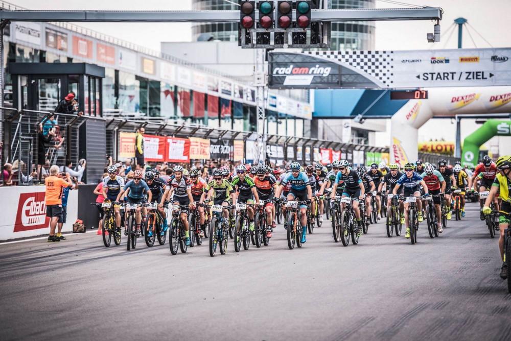 In 100 Tagen zum ersten Radrennen - meine Reise zu Rad am Ring