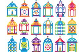 Ramadan Lanterns _ فوانيس رمضان