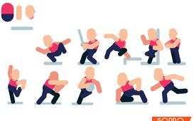Adobe Illustrator 10 Poses