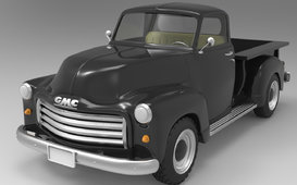 GMC 1951 Grande