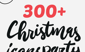 300+ Christmas Icons