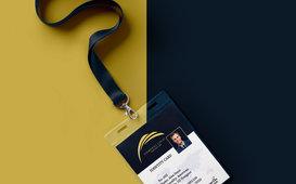 بطاقة عضوية مميزة لموظفي شركتك ومشروعك + شعار مجاني