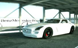 - Mercedes-Benz - تصميم جاهز للتعديل