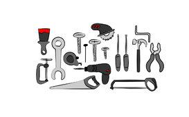 Tools - معدّات عمل