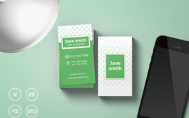 كارت شخصى أو لشركتك /  business card