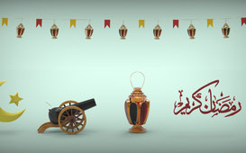 Ramadan 3D models Package