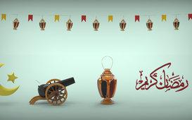 Ramadan 3D models Package