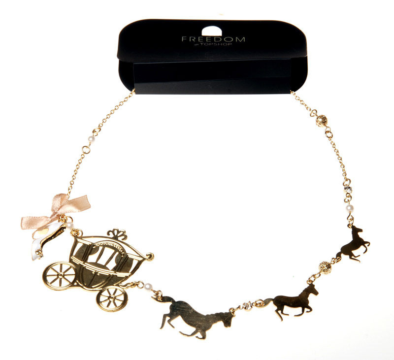 Topshop Horse & Carriage
