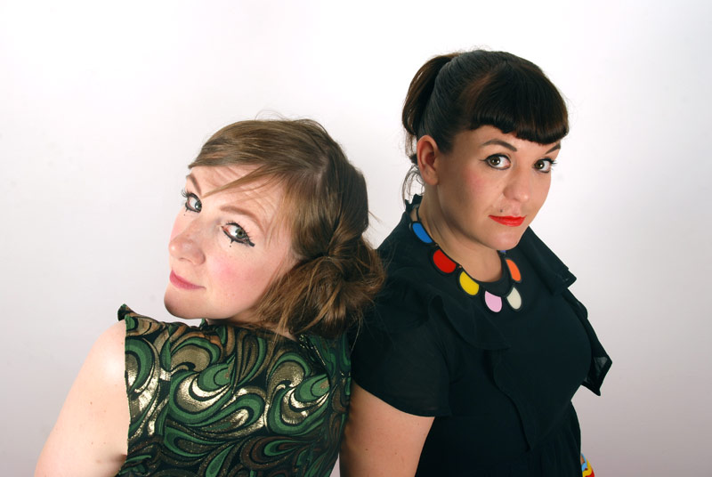 Tatty Devine's 2009 press shot