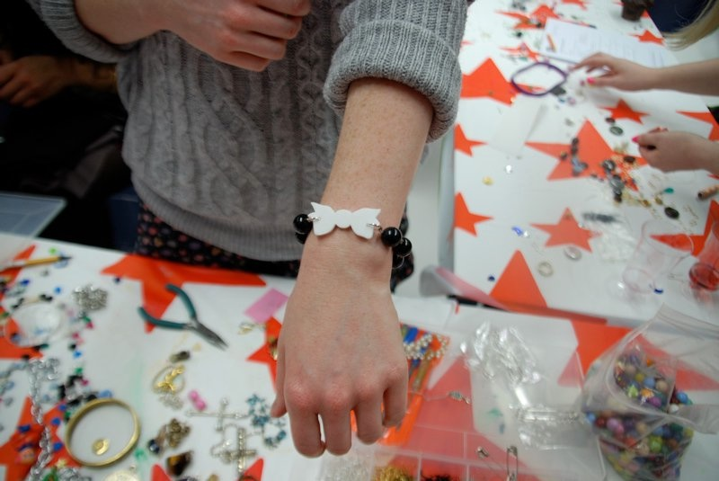 Tatty Devine at Museum of London - Make Do And Mend