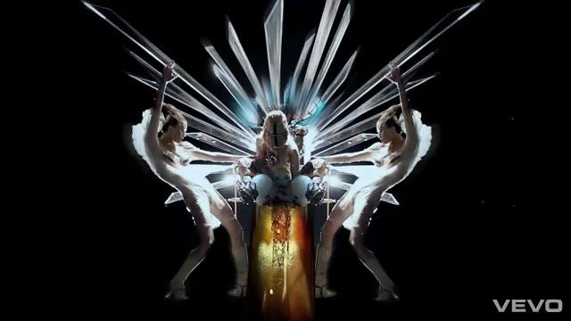 Lady Gaga 'Born This Way' crystals