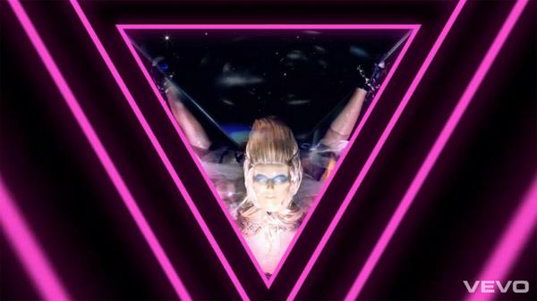 Lady Gaga 'Born This Way' prisms
