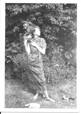 Harriet's mum