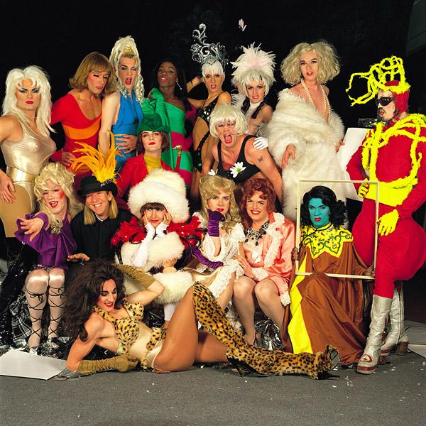 Kinky Gerlinky Cabaret