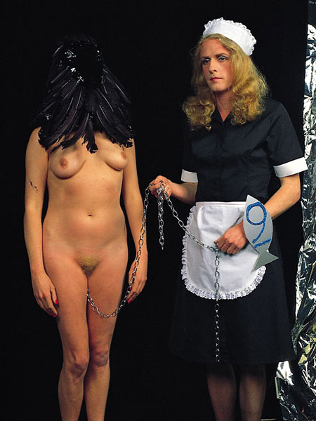 Miss Ogynist & Grayson Perry Alternative Miss World 1995