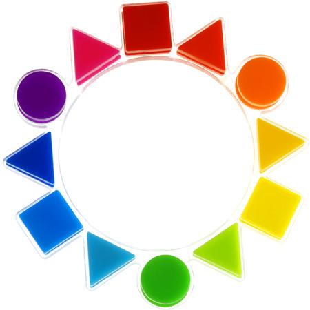 Tatty Devine for Tate Colour Theory Bangle
