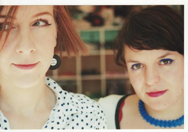 Rosie and Harriet 2003