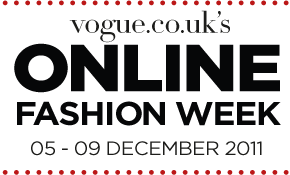 Vogue's Online Fashion Week