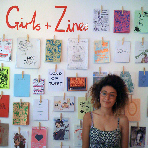 Girls + Zines
