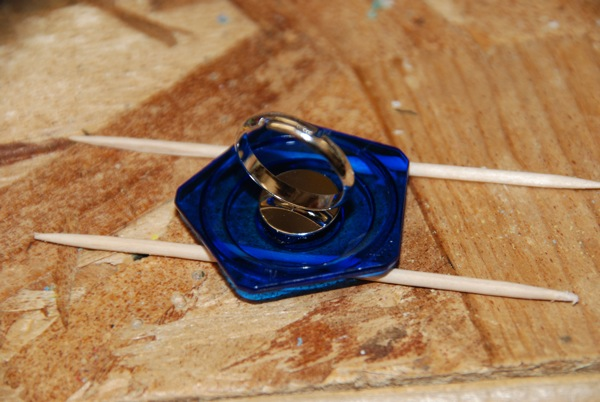 How To Make a Spinning Top Ring