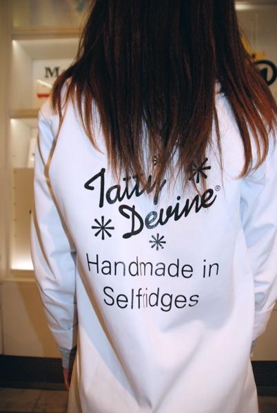 Tatty Devine at Selfridges