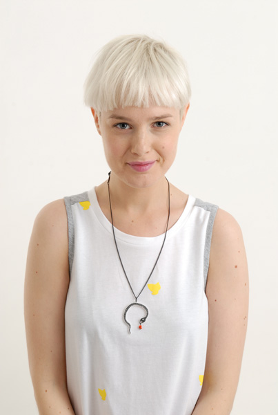 Tatty Devine for Eley Kishimoto Snake Necklace