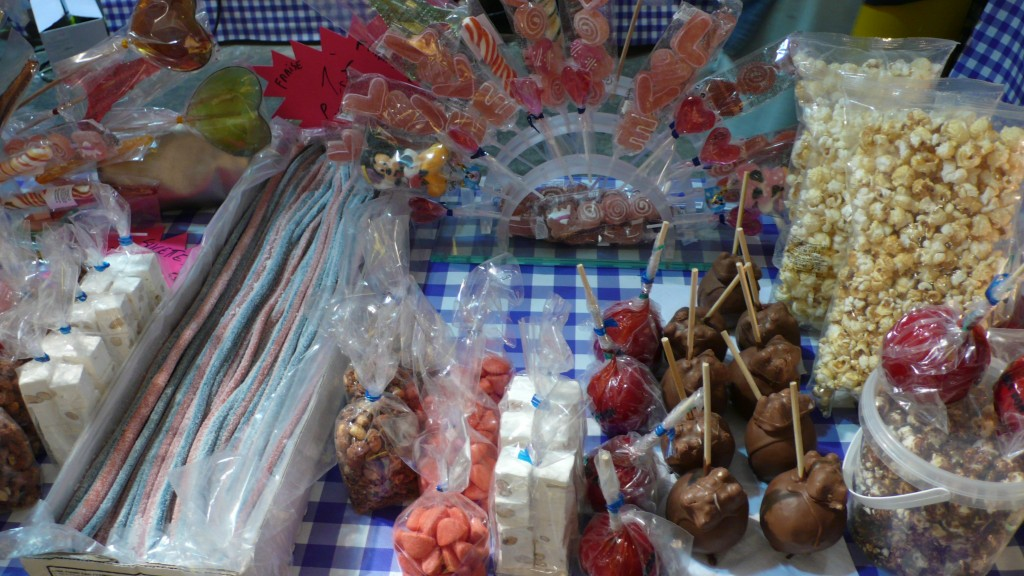 Sweets, sweets, sweets