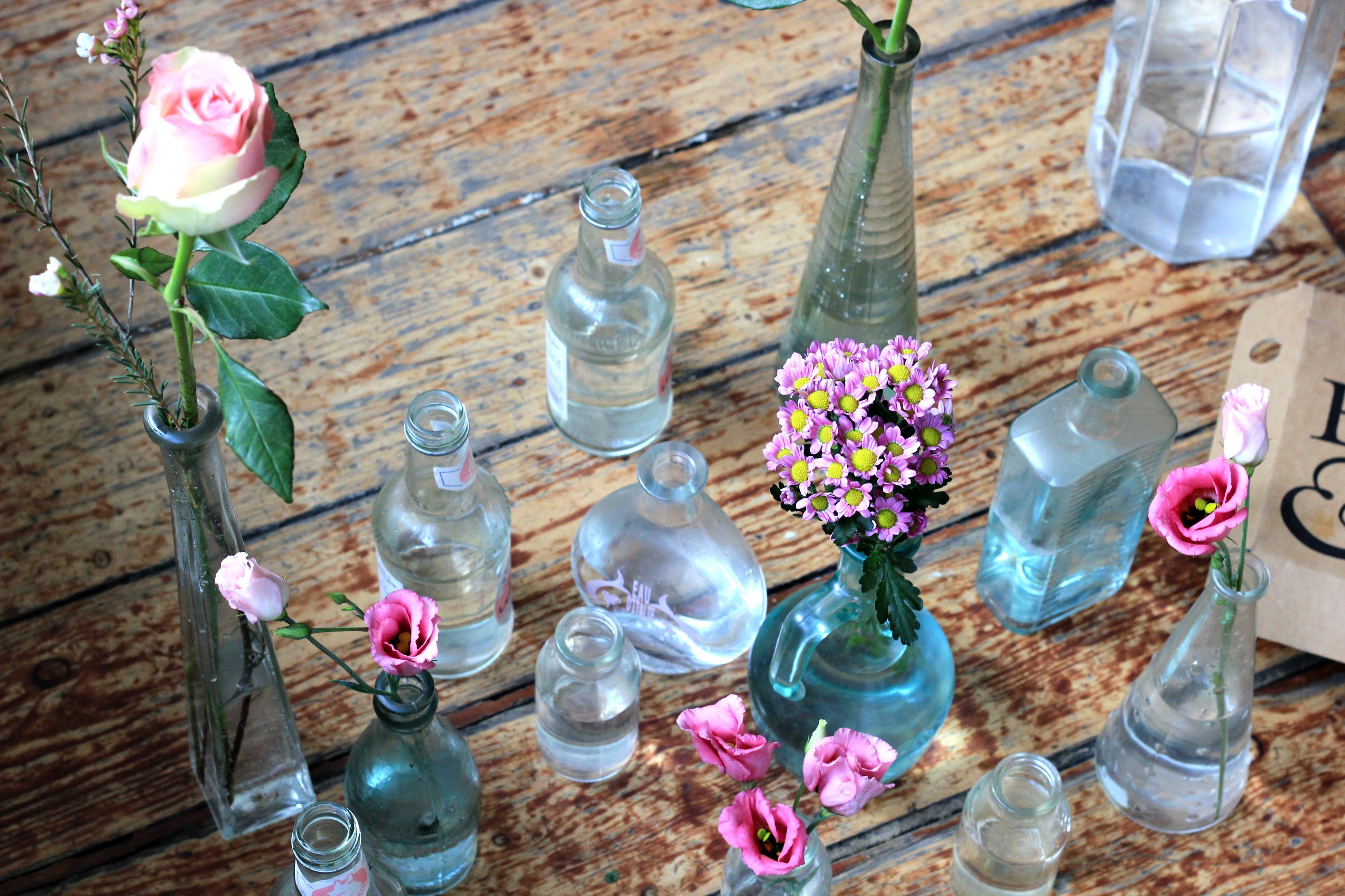 Tatty Devine flowers