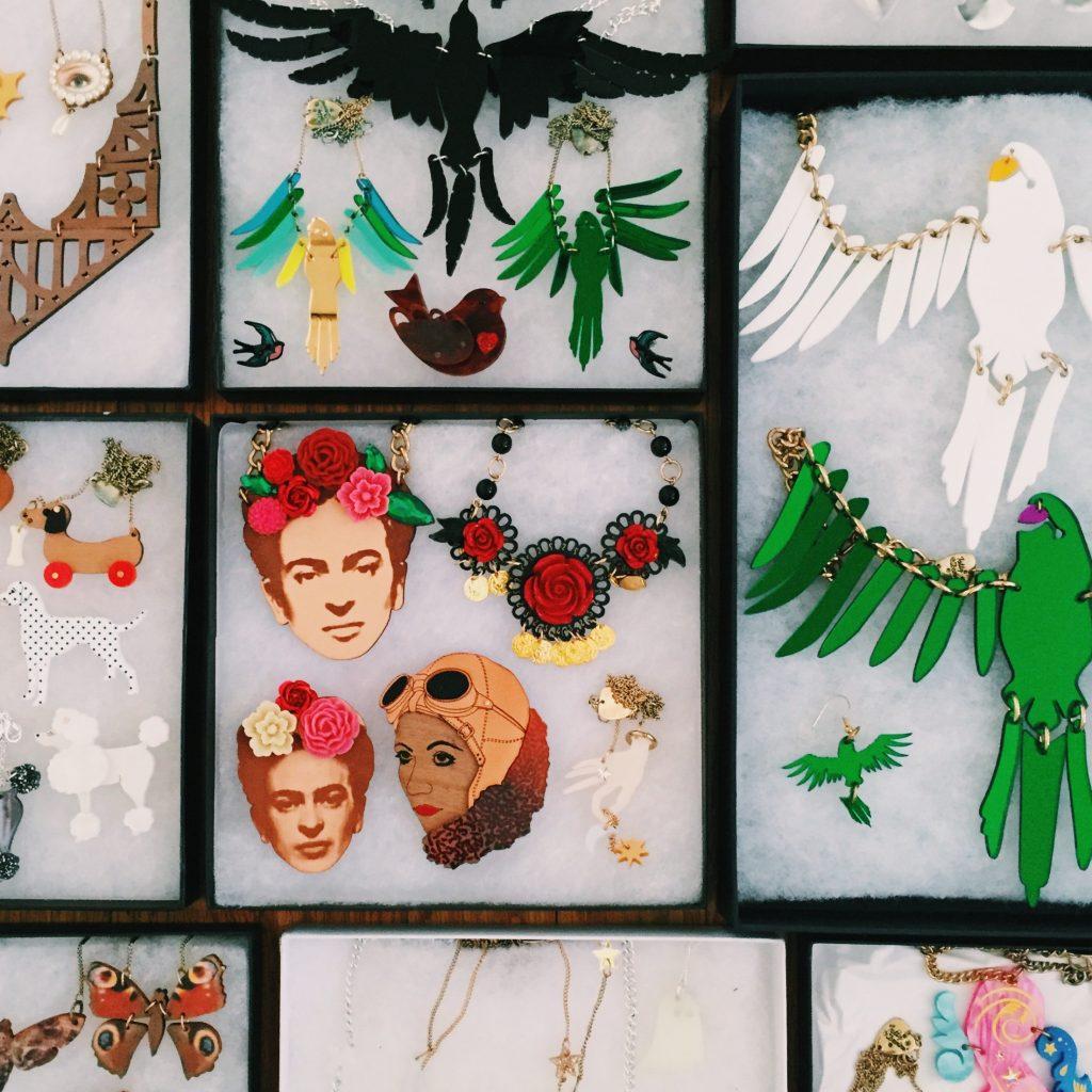 Tatty Devine Collection