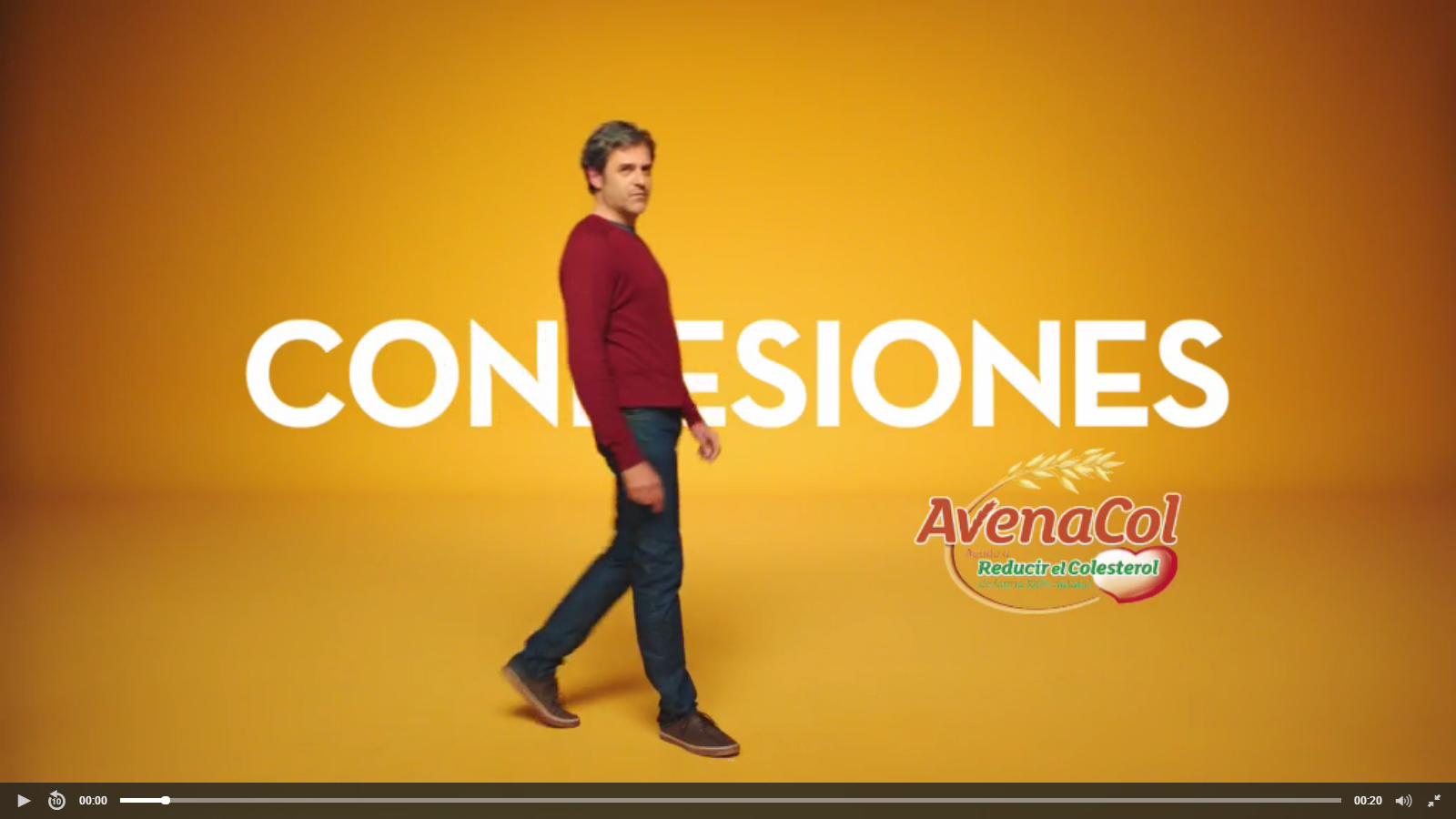 Miniatura del spot avenacol_musica