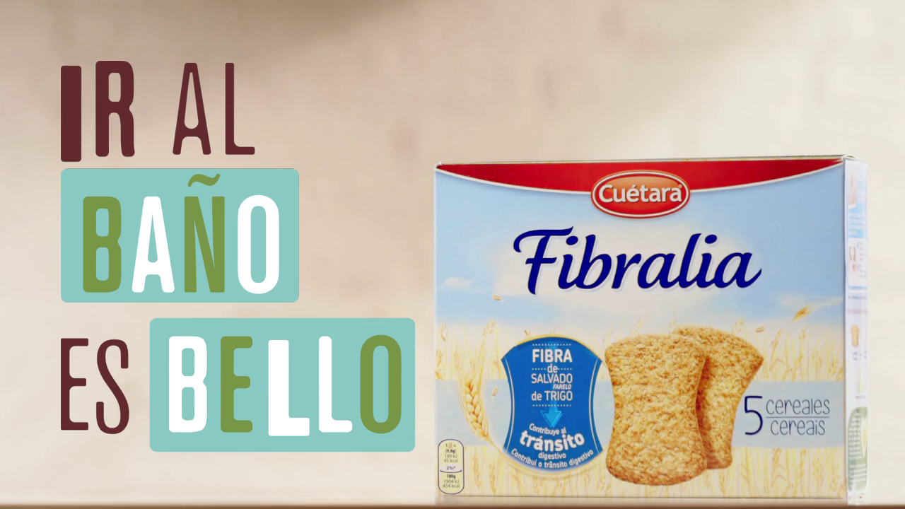 Miniatura del spot Fibralia 5 cereales