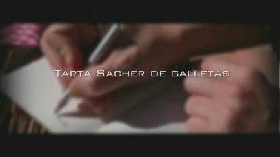Miniatura del spot Receta tarta sacher Hojaldrada