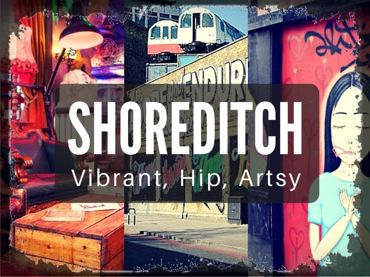 Shoreditch & East London