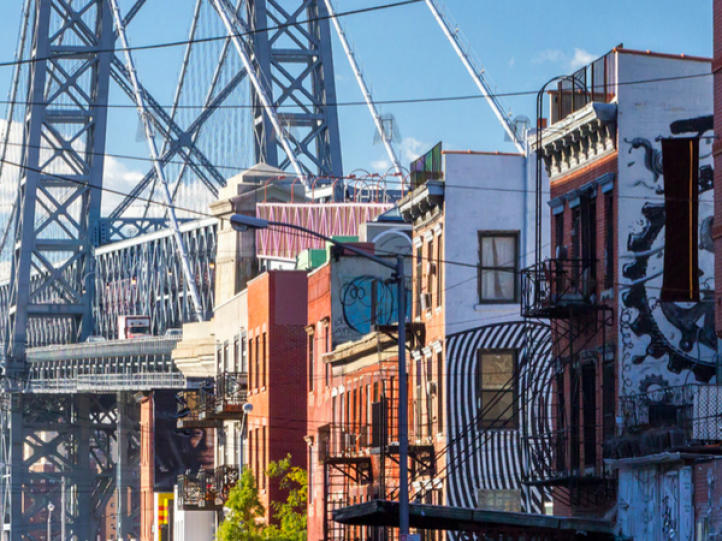 Williamsburg: Brooklyn's hip neighbourhood